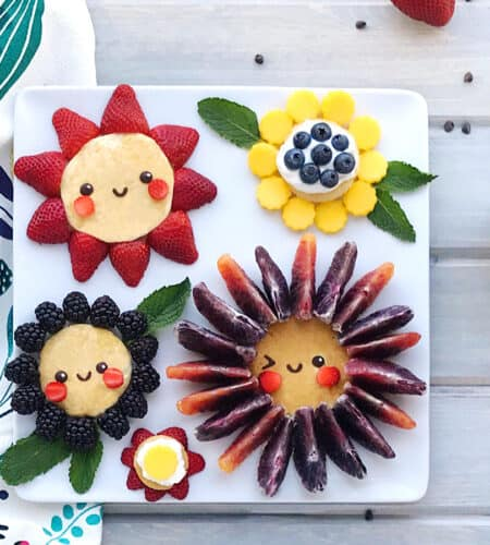 20 Fun Foods That Look Like Flowers