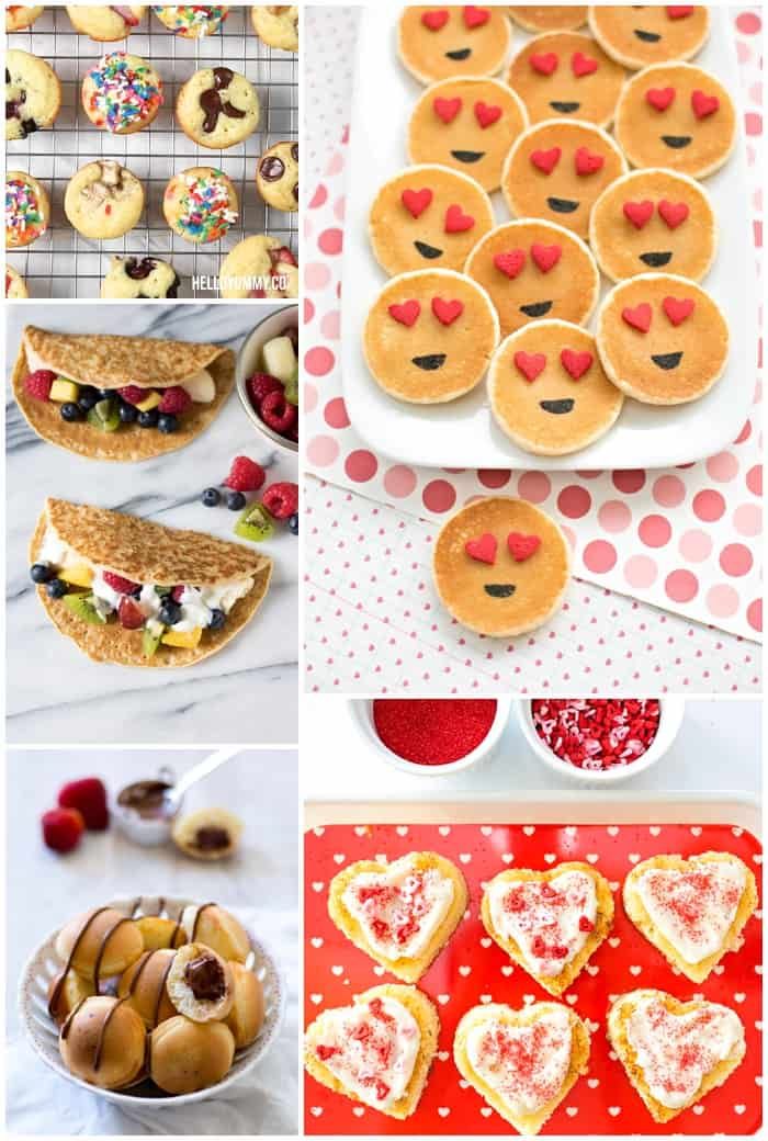 cute pancake ideas for kids