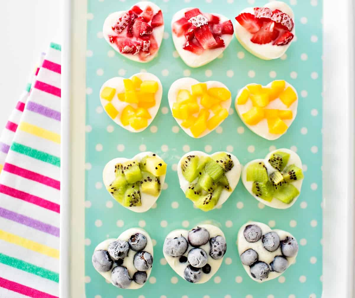 20 Fun and Colorful Rainbow Fruit Ideas For Kids