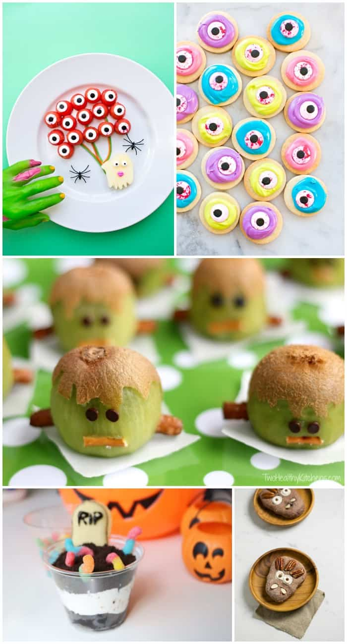 Cute Halloween Treats For Kids