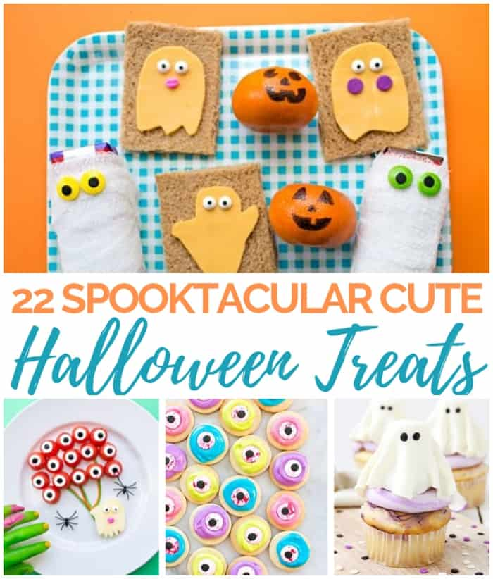 22 Spooktacular Cute Halloween Treats For Kids