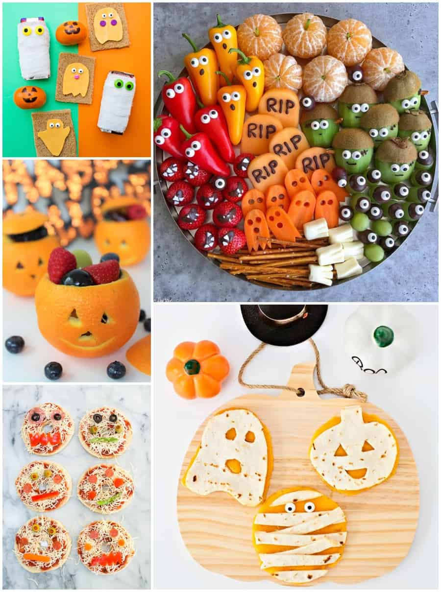 healthy Halloween Treats for Kids