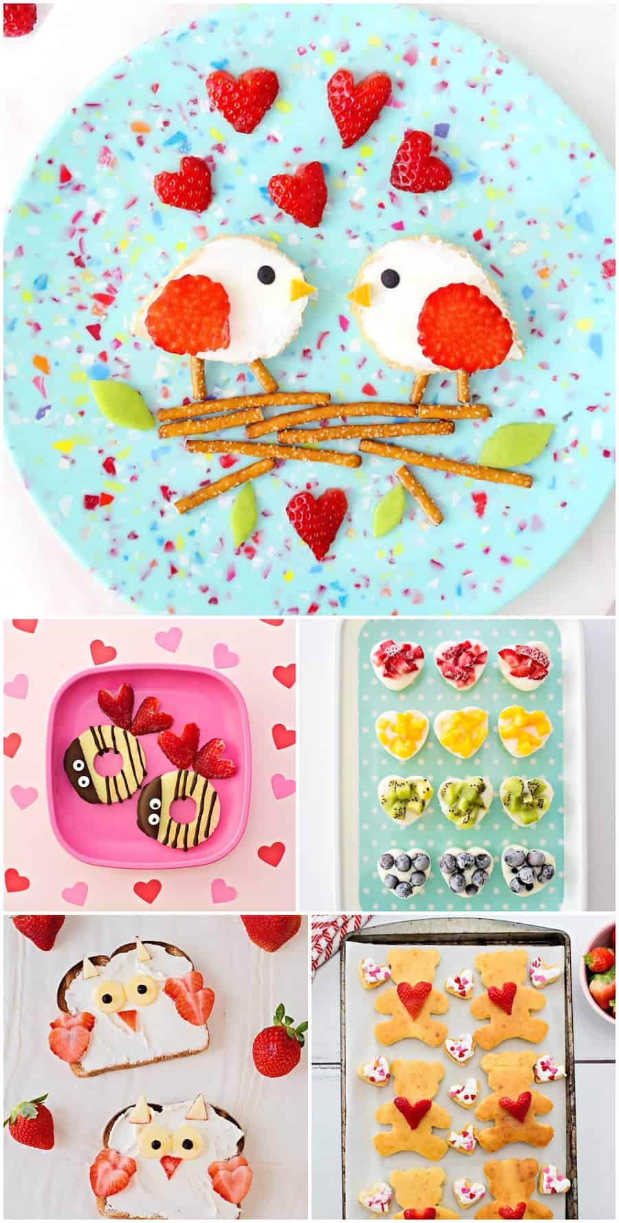 Cute and Easy Valentine Treats for Kids