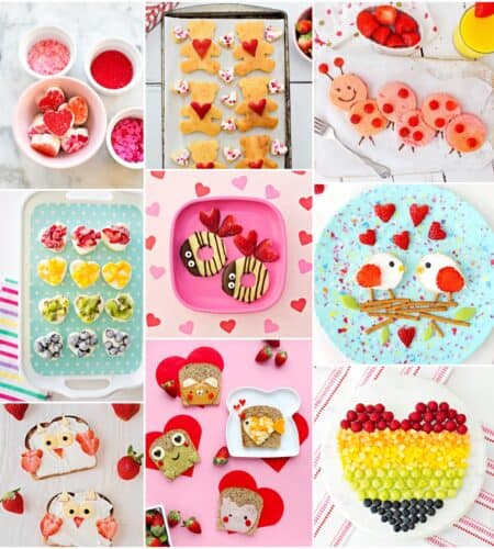 20 Cute and Healthy Valentine Treats for Kids