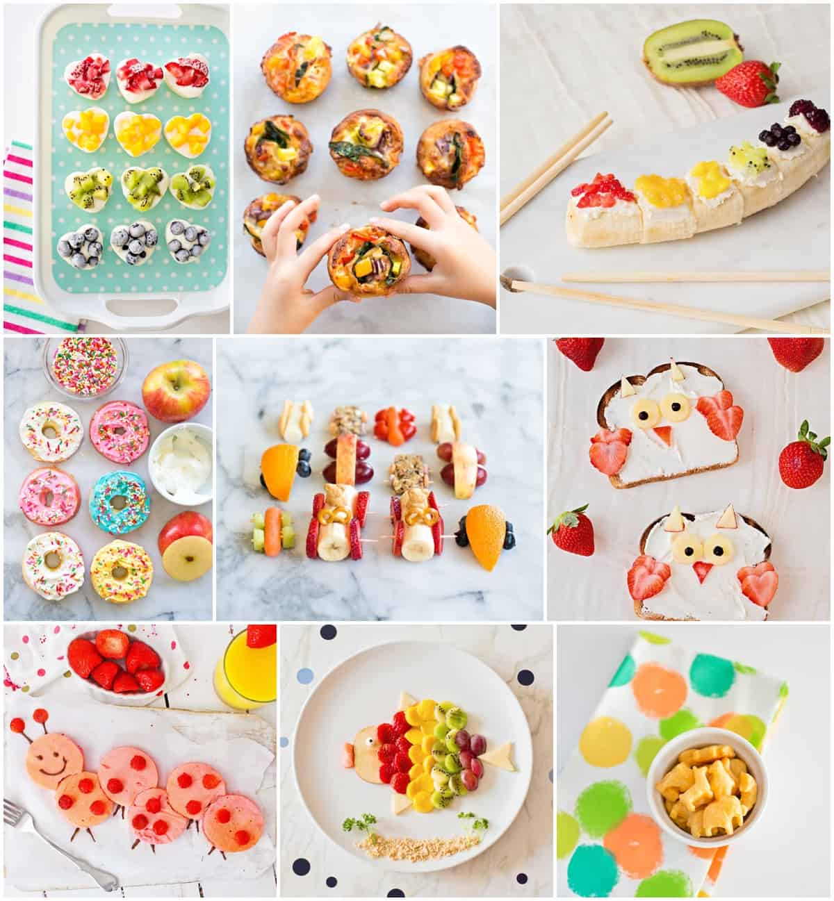 20 Fun and Easy Toddler Snacks