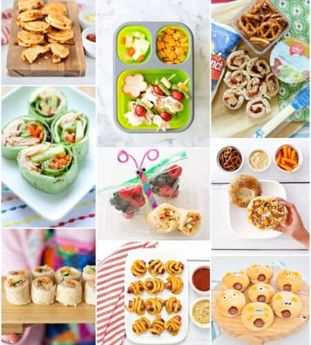 15 Easy Lunches Kids Can Make