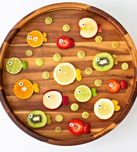Fish Fruit Food Art