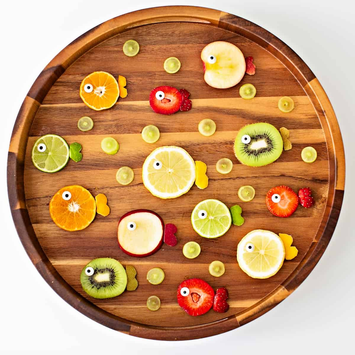 Fish Fruit Food Art