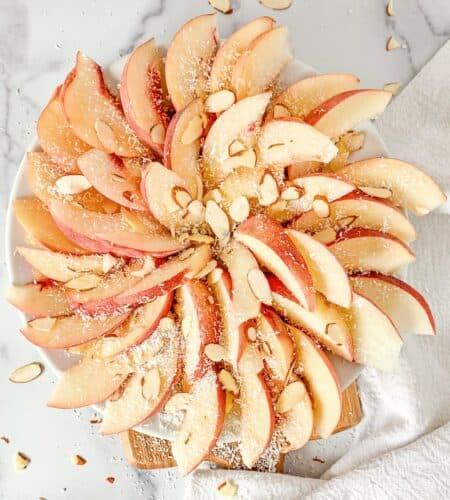 Peach Nachos