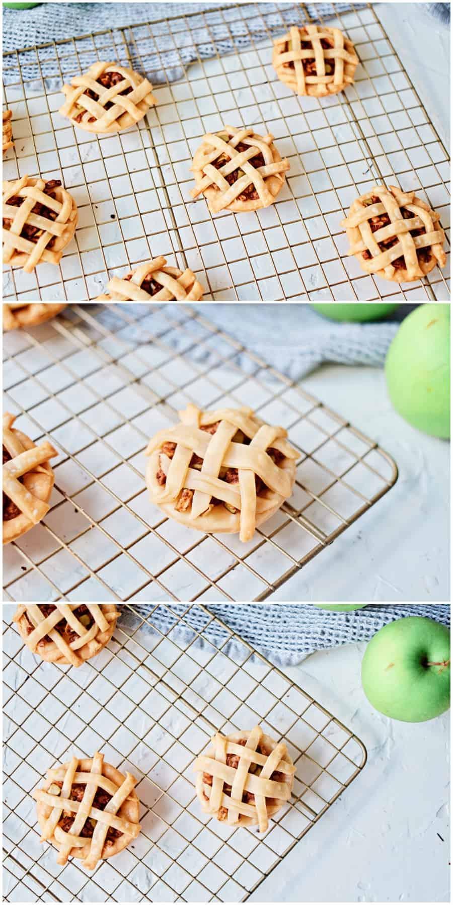 mini apple pie cookie recipe