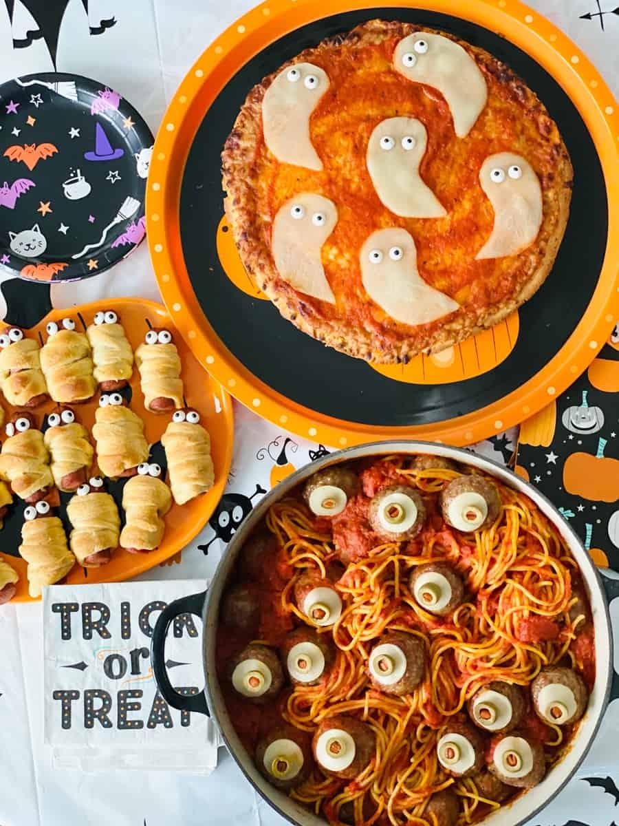 3 easy halloween dinners for kids