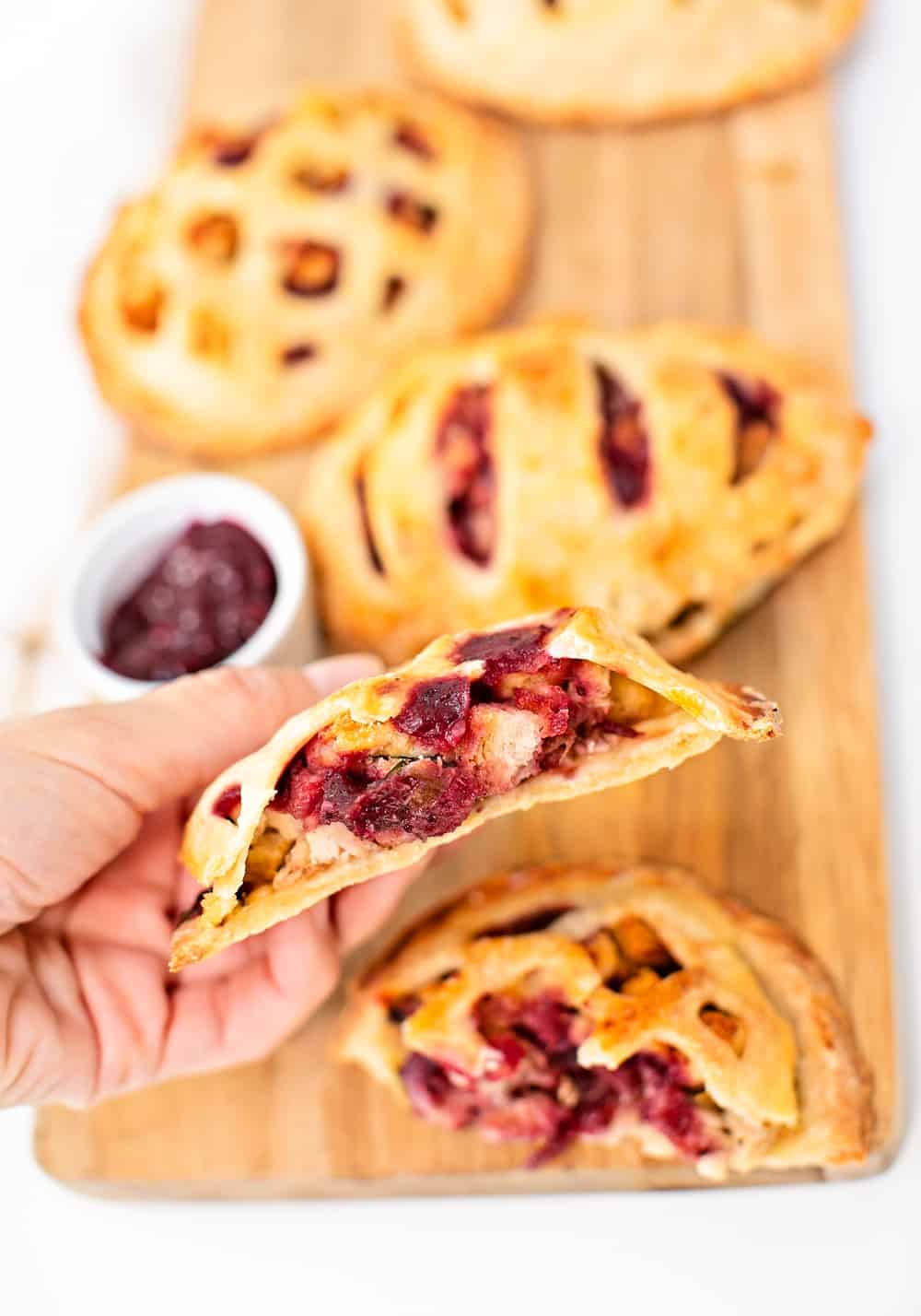 Thanksgiving leftover recipe for making hand pies