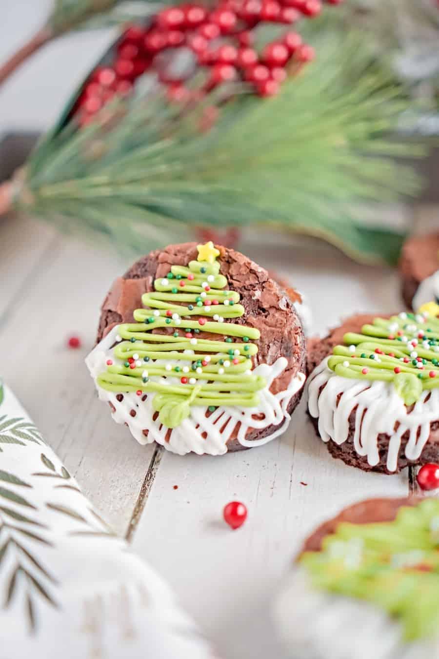 easy christmas brownie recipe