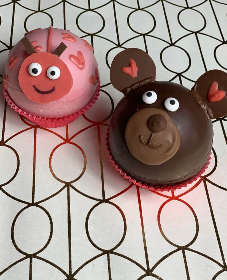 Bear Hot Chocolate Bombs