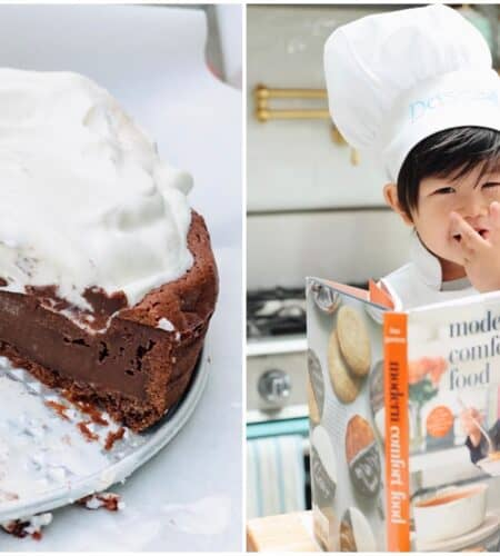 Dash Bakes The Great: Ina Garten's Bittersweet Chocolate Cake