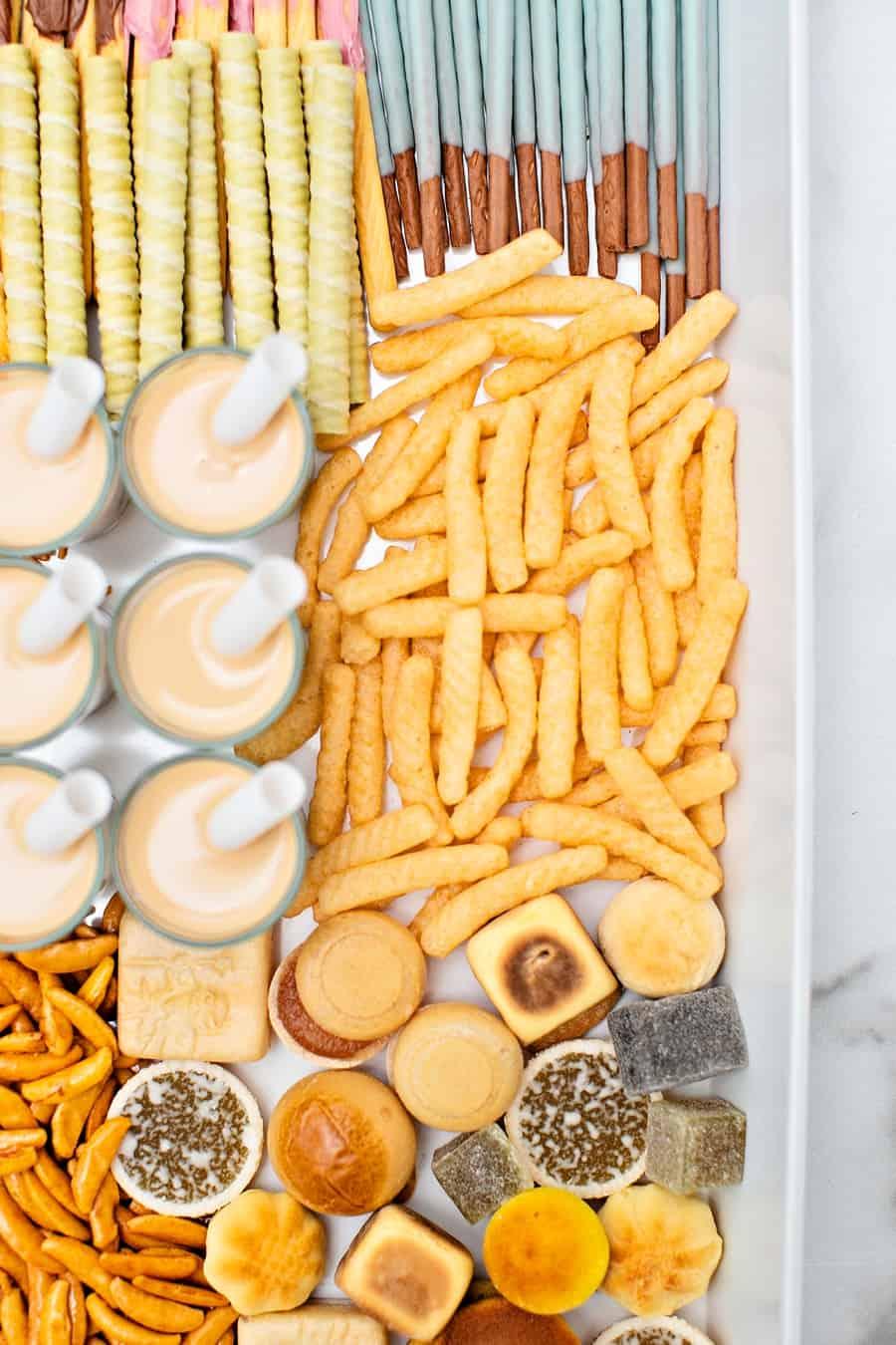 Asian Snack Board