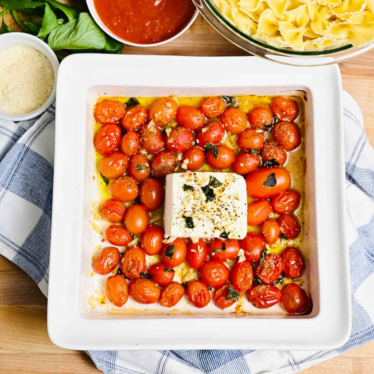 Tiktok Baked Feta Pasta Recipe How To Make It Even More Amazing