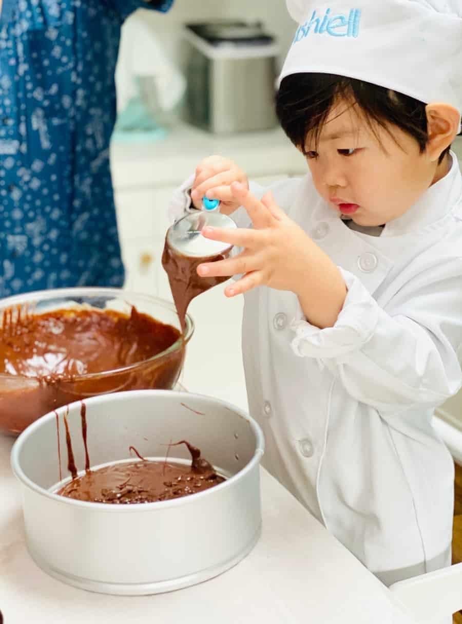 Ina Garten's Bittersweet Chocolate Cake