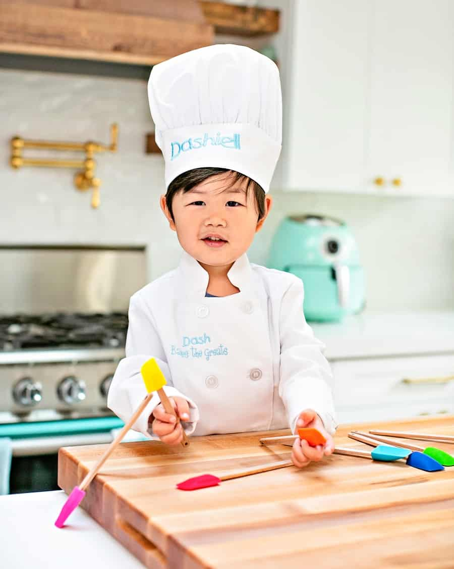 Dash Bakes the Great - kids baking show