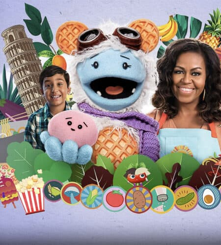 Waffles + Mochi Netflix Show by Michelle Obama is a Fun Way to Get Kids Eating Healthy