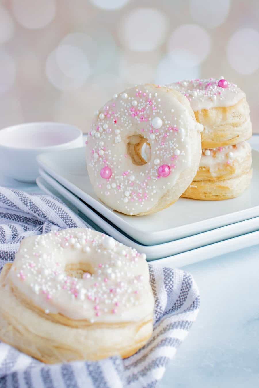 Biscuit Air Fryer Donut Recipe