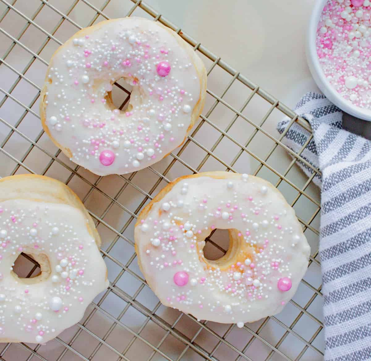 Easy Air Fryer Donut Recipe