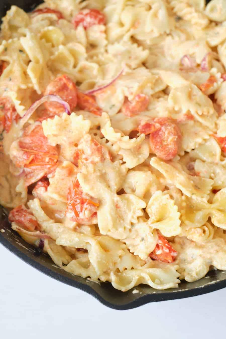 Boursin Cheese Tomato PastaRecipe