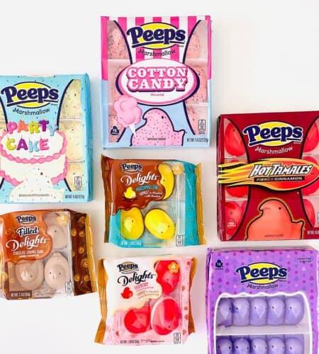 What do Flavored Peeps Taste Like?