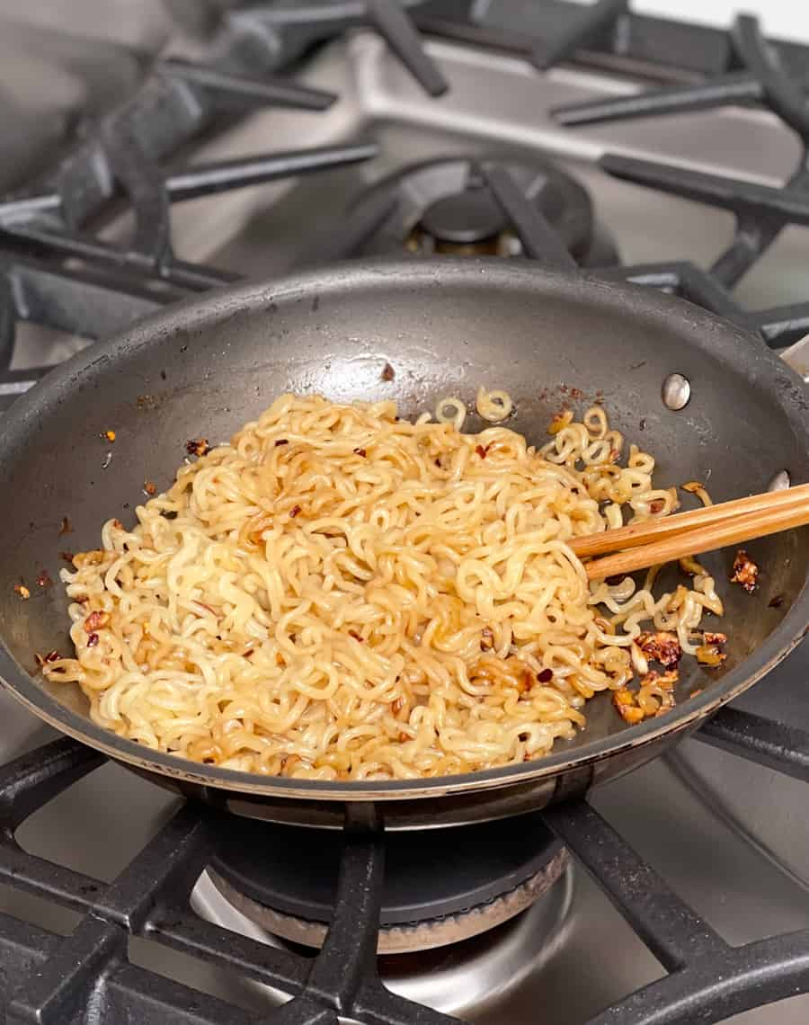 ramen recipe hack
