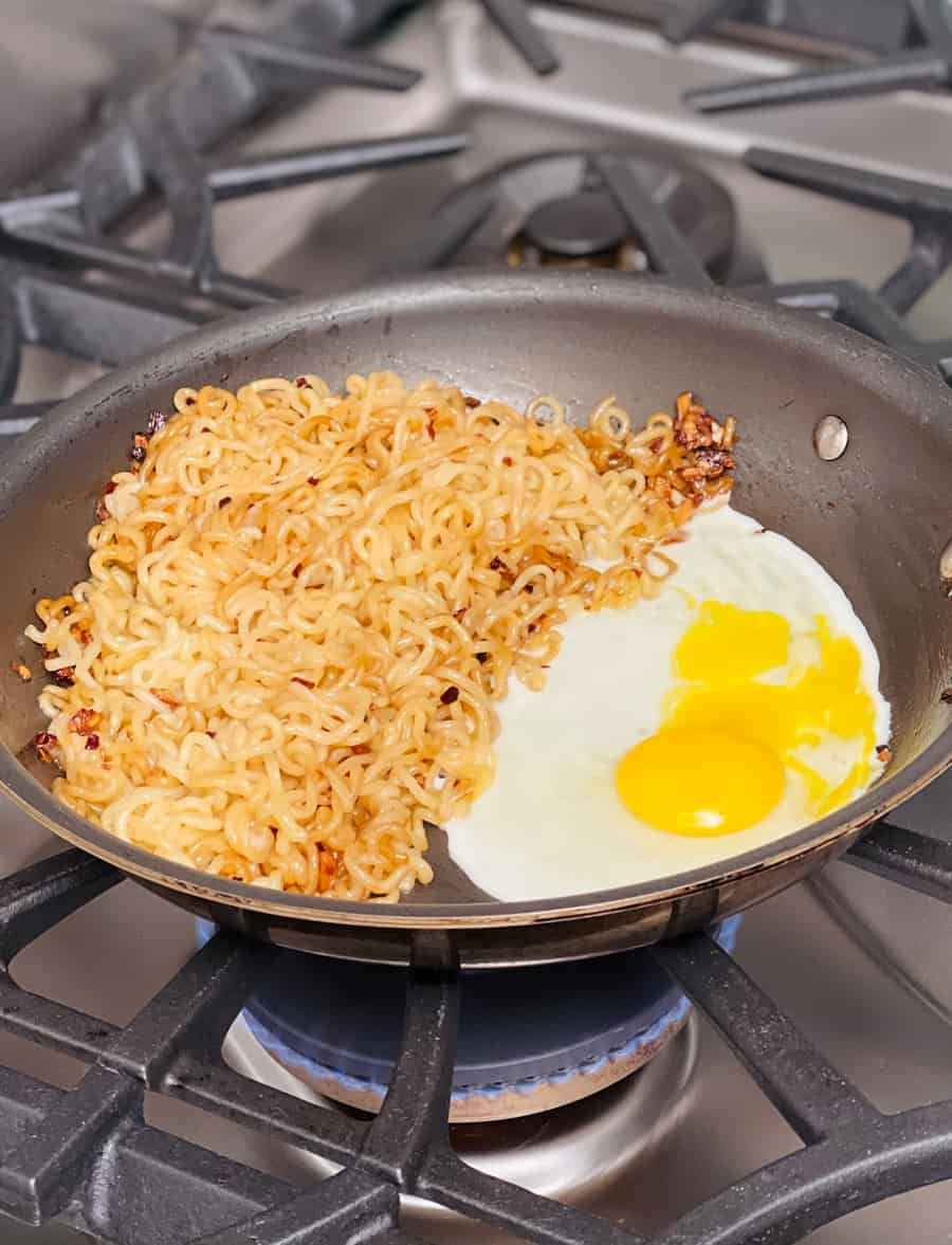 ramen egg recipe hack