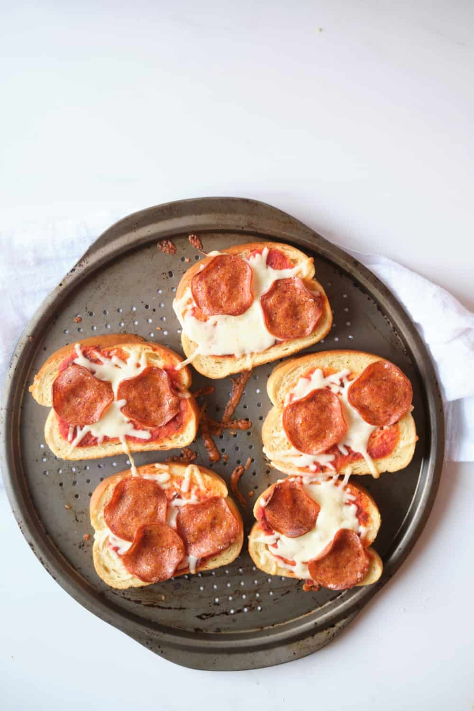 pizza toast recipe