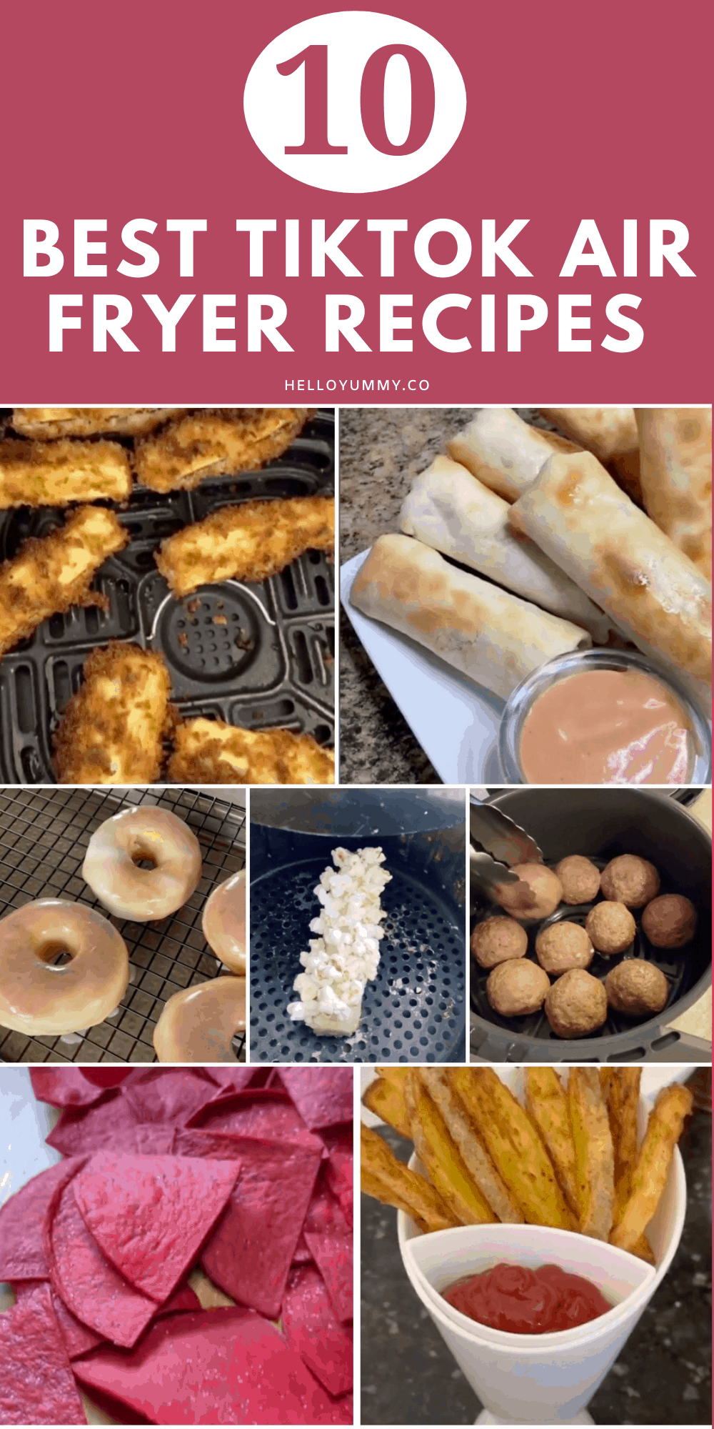 Best TikTok Air Fryer Recipes