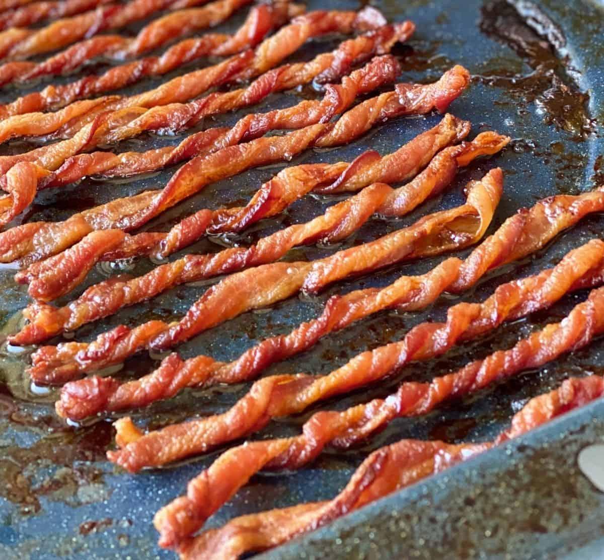 TikTok Twisted Bacon – a Literal Twist on Your Favorite Breakfast Food
