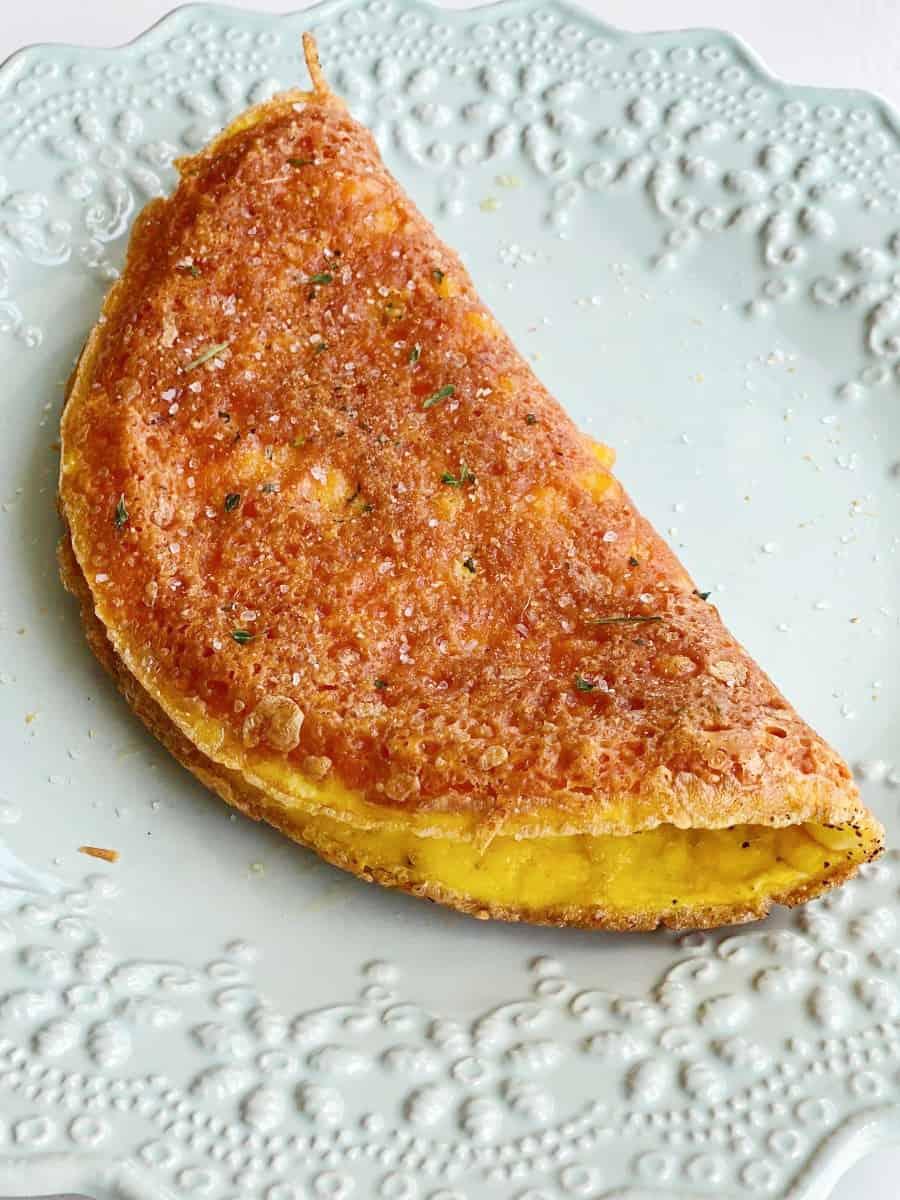 TikTok Inside Out Omelet