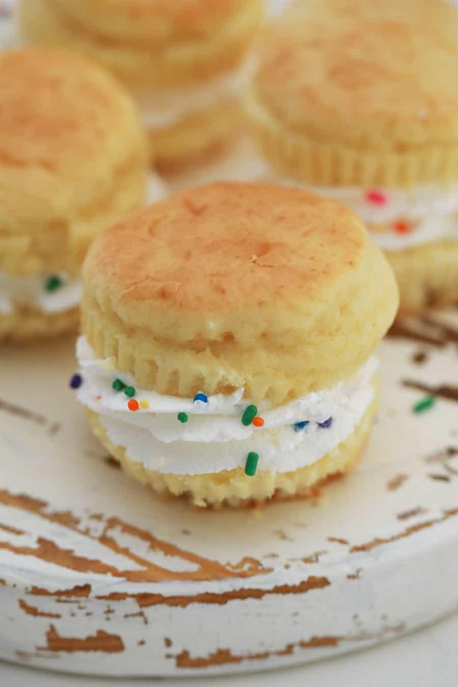 Cupcake Sandwich Hack