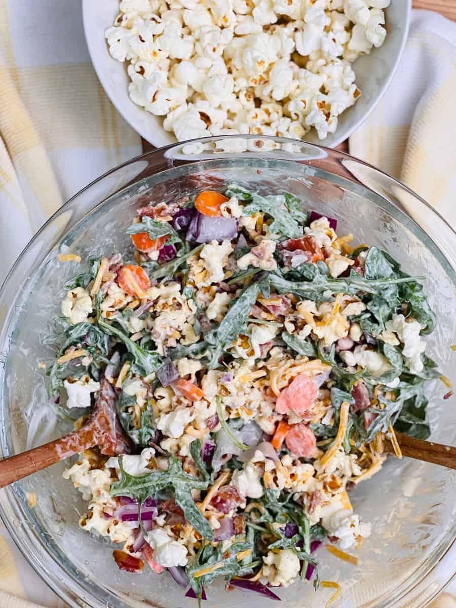 Popcorn Salad Recipe