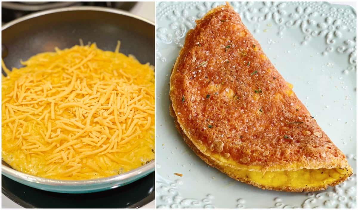 The Inside Scoop on TikTok's Inside Out Omelet