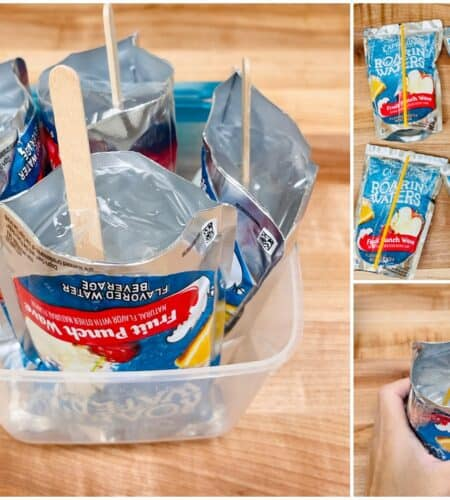 This Capri Sun Popsicle Hack Is A Refreshing Summer Treat For Kids