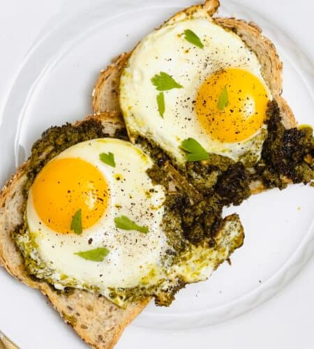 We Tried The Pesto Eggs Everyone On The Internet Is Raving About