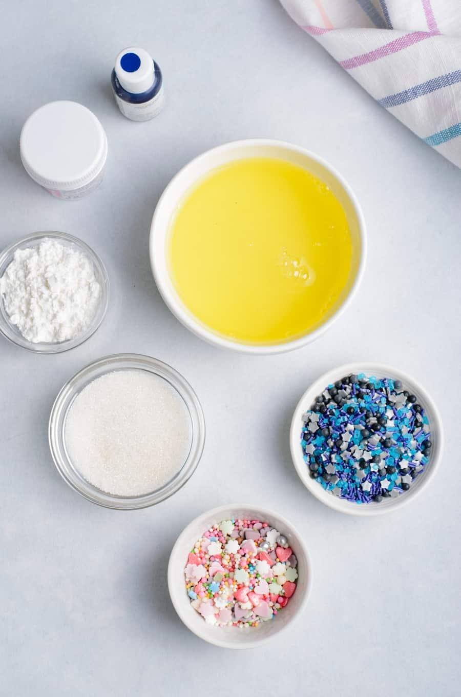 Rainbow TikTok Cloud Ingredients