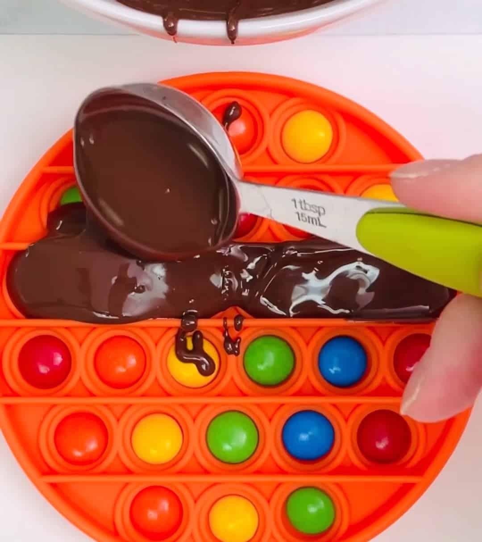 Pop It Chocolate - TikTok Trend