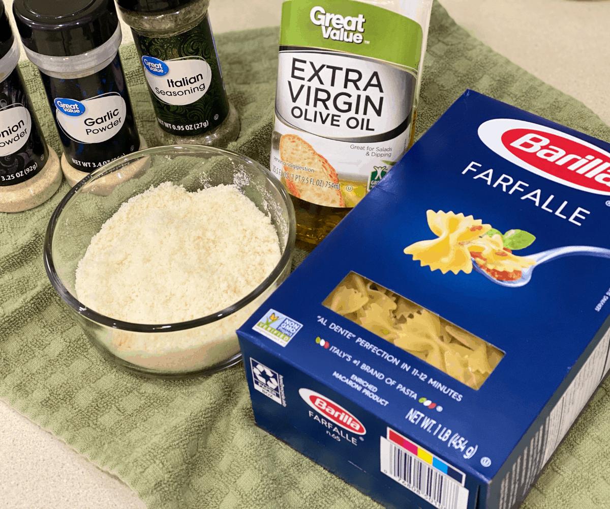 TikTok Air Fryer Pasta Chips