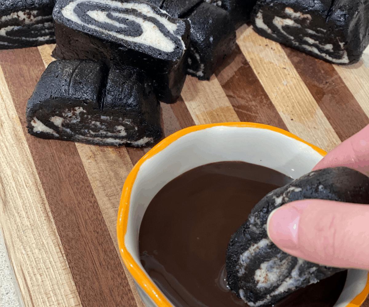 TikTok Oreo Sushi
