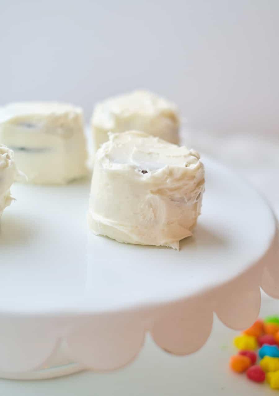 Mini Oreo Cakes