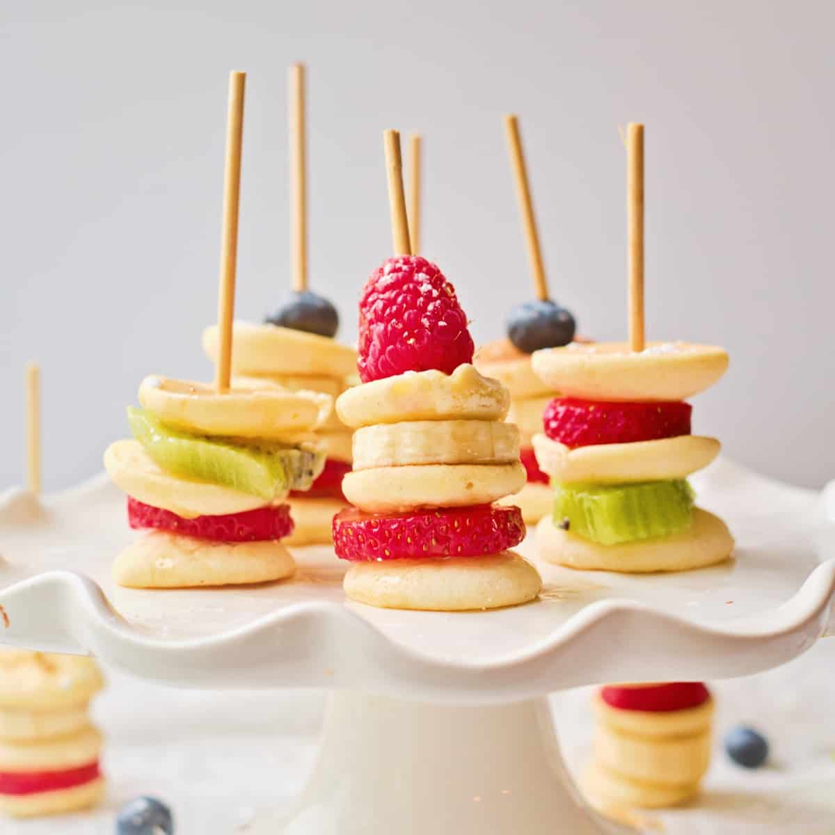 These Mini Pancake Stacks Will Have You Say Goodbye to Boring Breakfasts