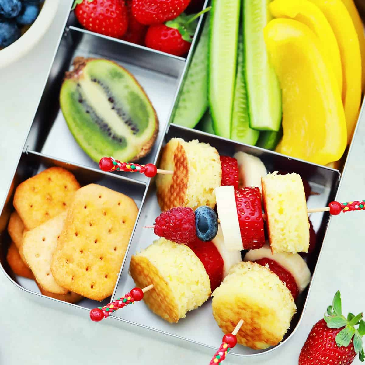 5 Easy Back to School Lunch Ideas That Will Transform Your Kids' Lunch From Boring to Creative