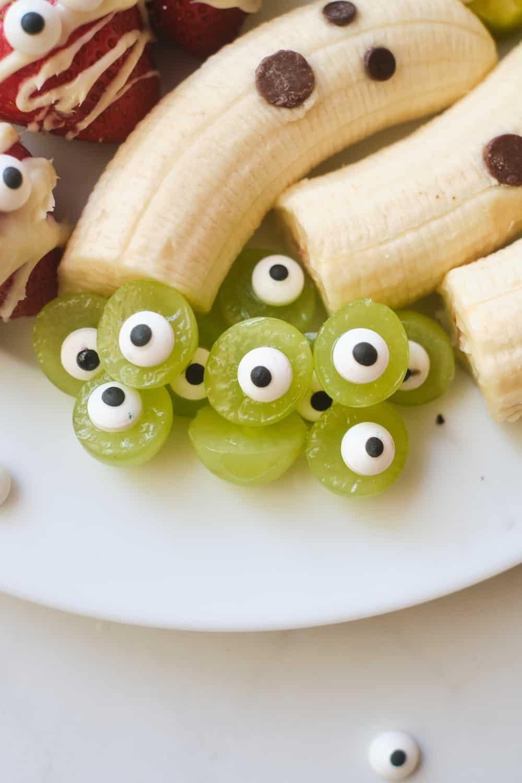 Halloween Fruit Healthy Halloween Snack