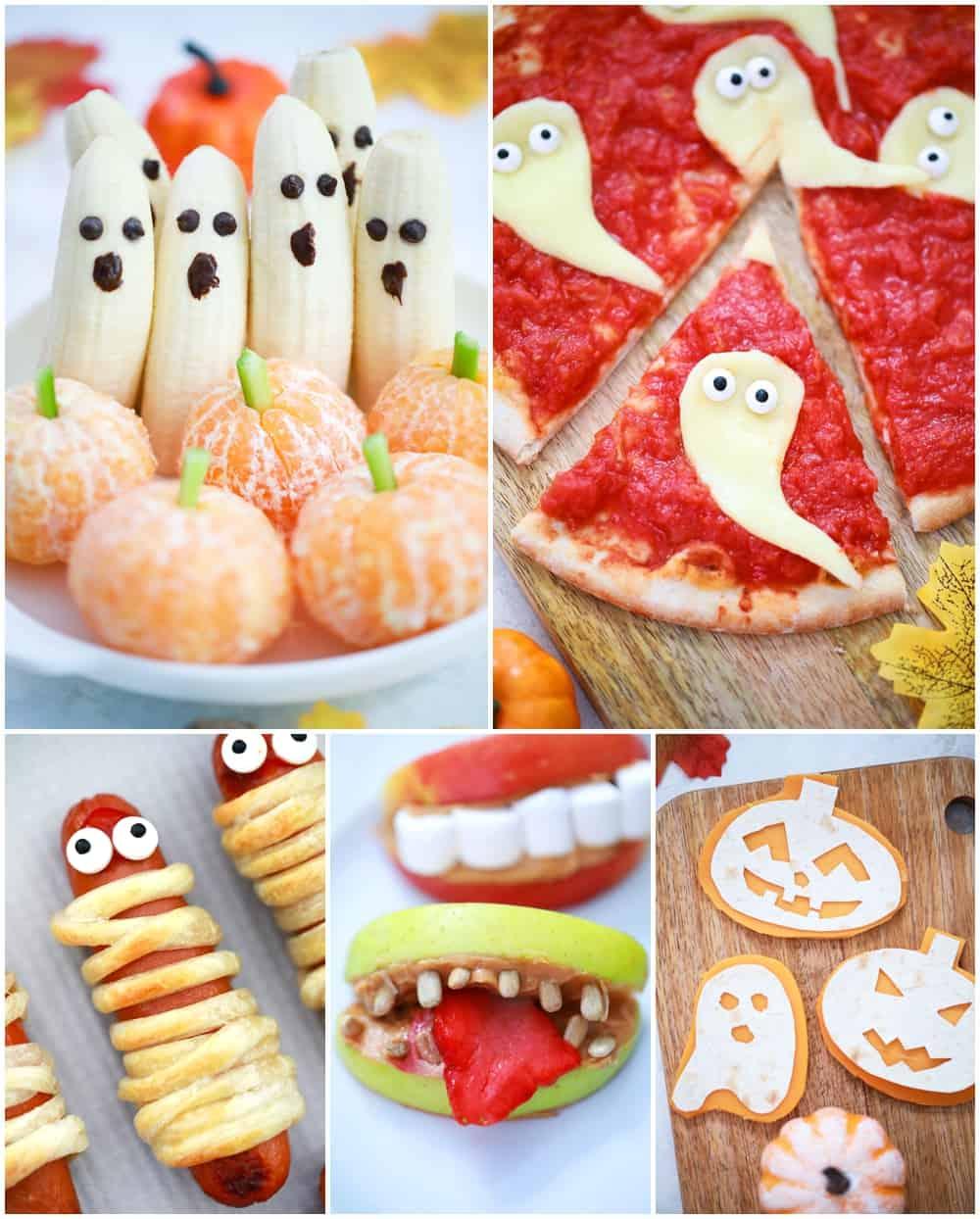 5 Easy Halloween Snacks For Kids